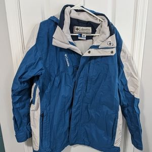 Colombia shell jacket